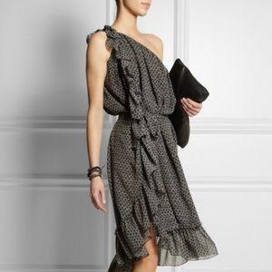 Isabel Marant Aiden Dress - Size 42 - Missing Belt